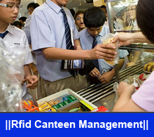 Rfid Canteen Management