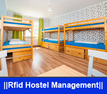 Rfid Hostel Management