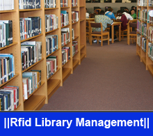 Rfid Library Management