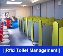 Rfid Toilet Management