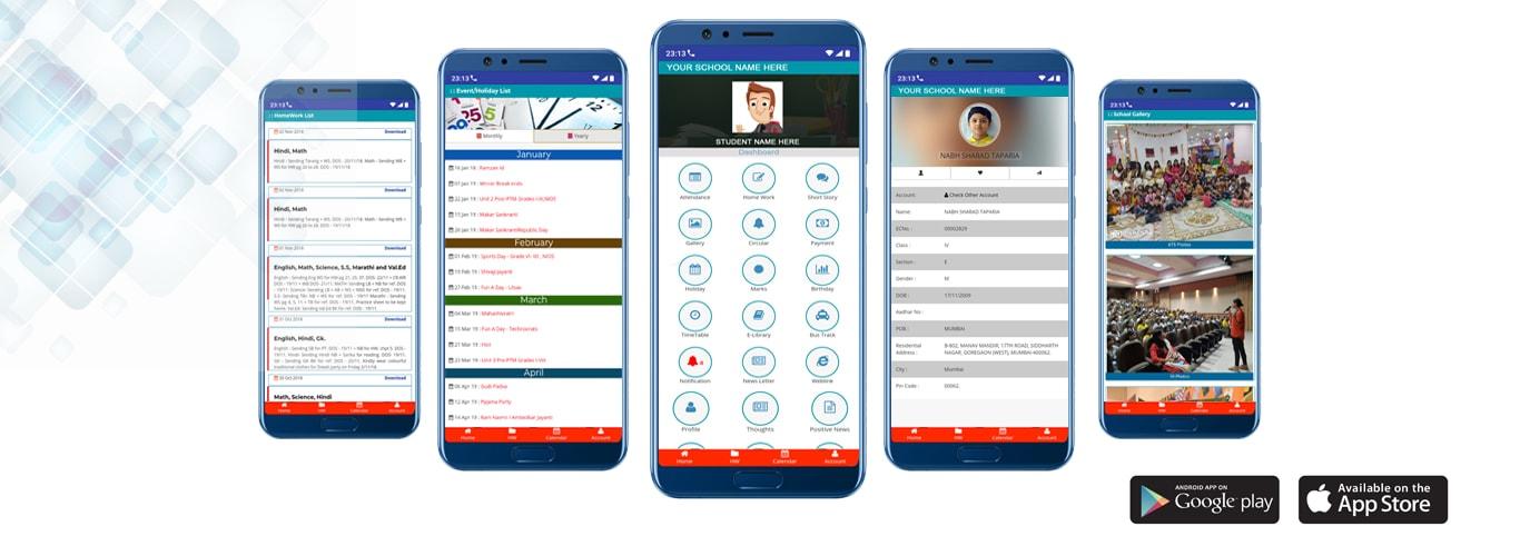 Mobile-App-for-school